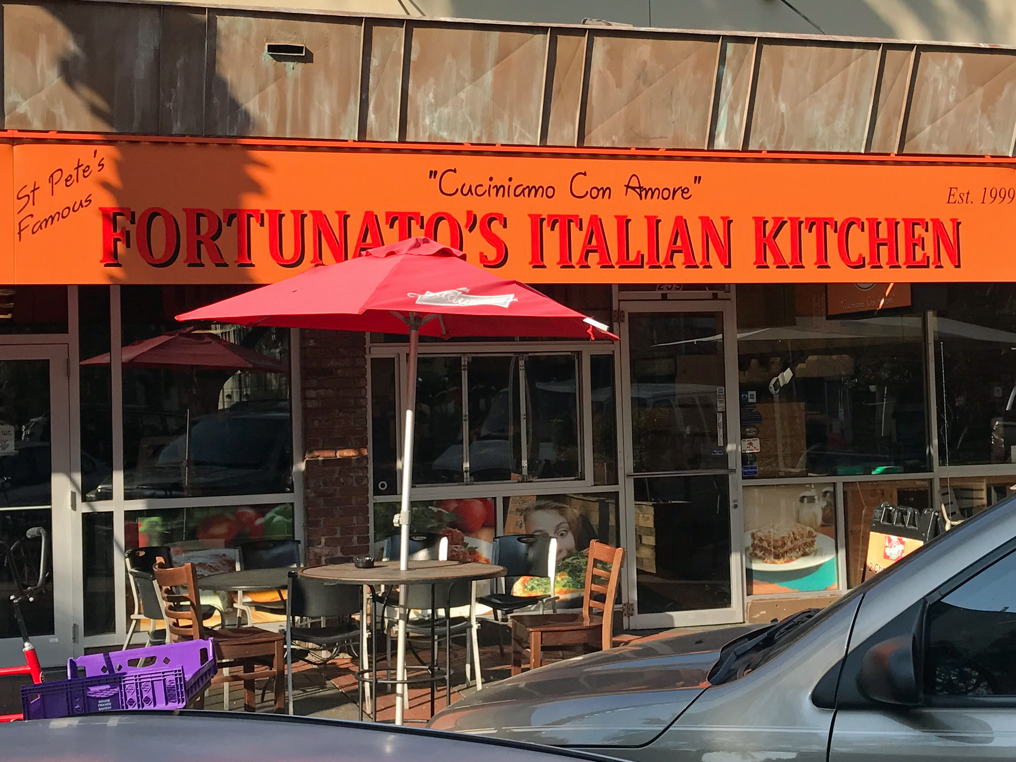 Fortunato's Italian Market / KItchen Will Soon Be Sharing a New Kitchen & Co-Promotions