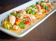 Ceviche Downtown St. Pete Provides<br> the Cheapest Trip to Spain Ever