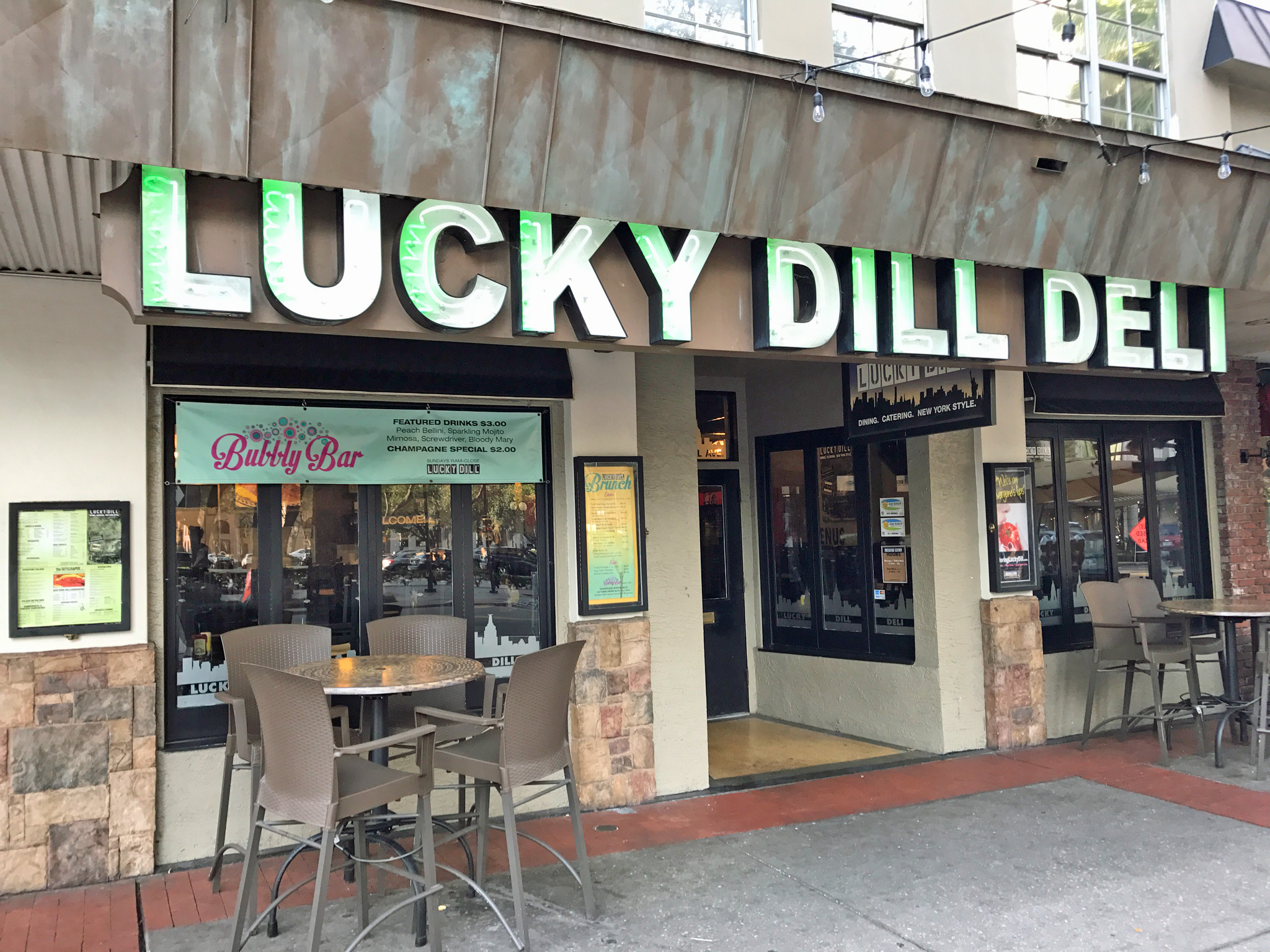 Lucky Dill Deli on Central Ave Sold to Owner of Oyster Bar & Fortunato's