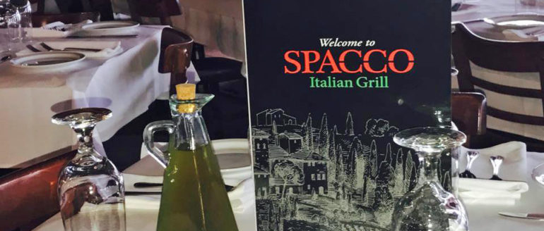 Spacco Italian Grill Sarasota FL Quick Review