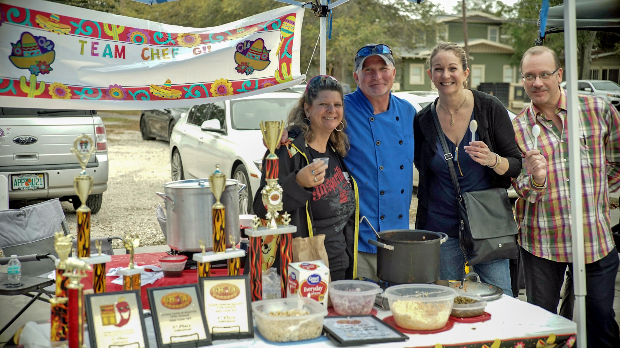 Grand Central District's 12th Annual Chili Cook-Off