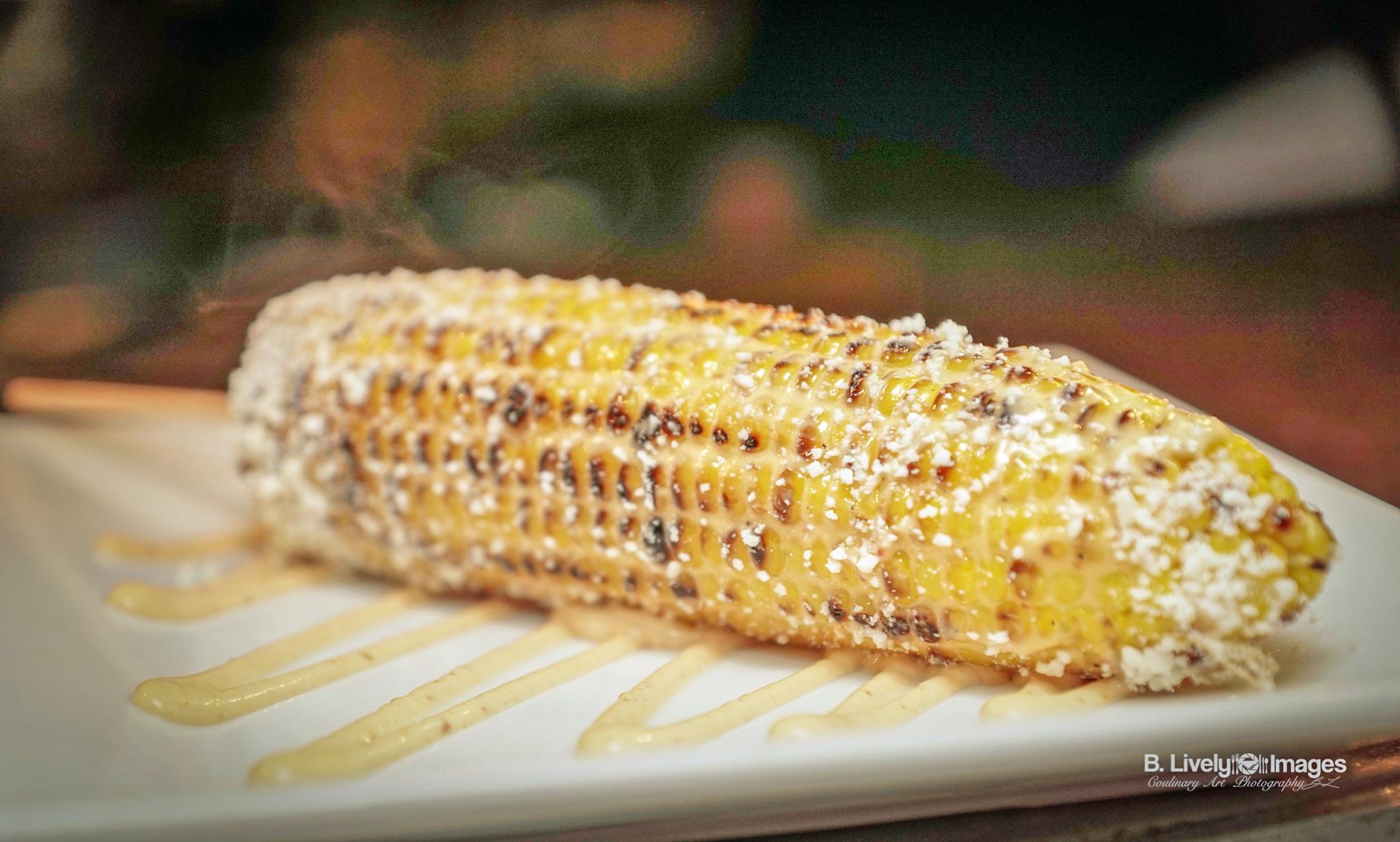 """Esquites"" Mexican street corn"