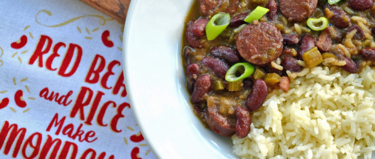 Red Beans and Rice…