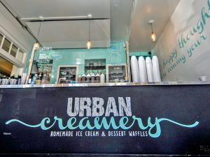 Urban Creamery Counter