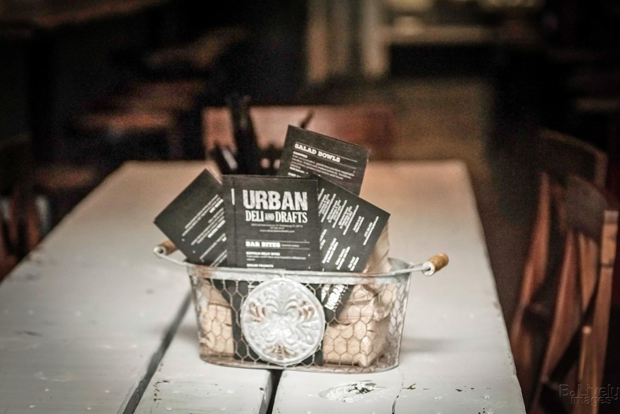 Urban Deli and Drafts