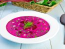 Cold Beet Borscht Recipe <em>From My Mother&#8217;s Kitchen</em> book by Mimi Sheraton