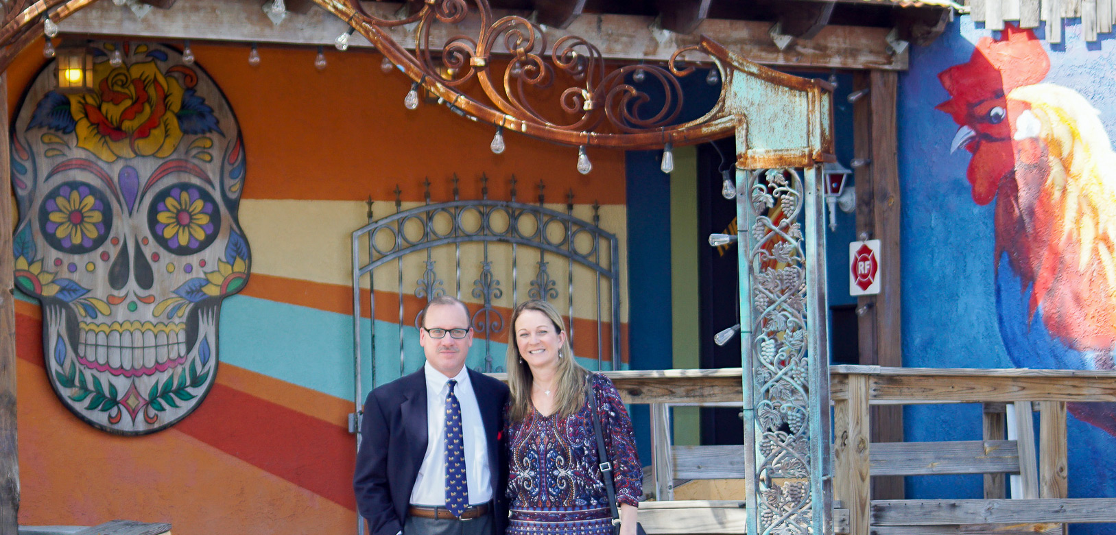 St. Petersburg Foodies Co-Founders Kevin Godbee & Lori Brown