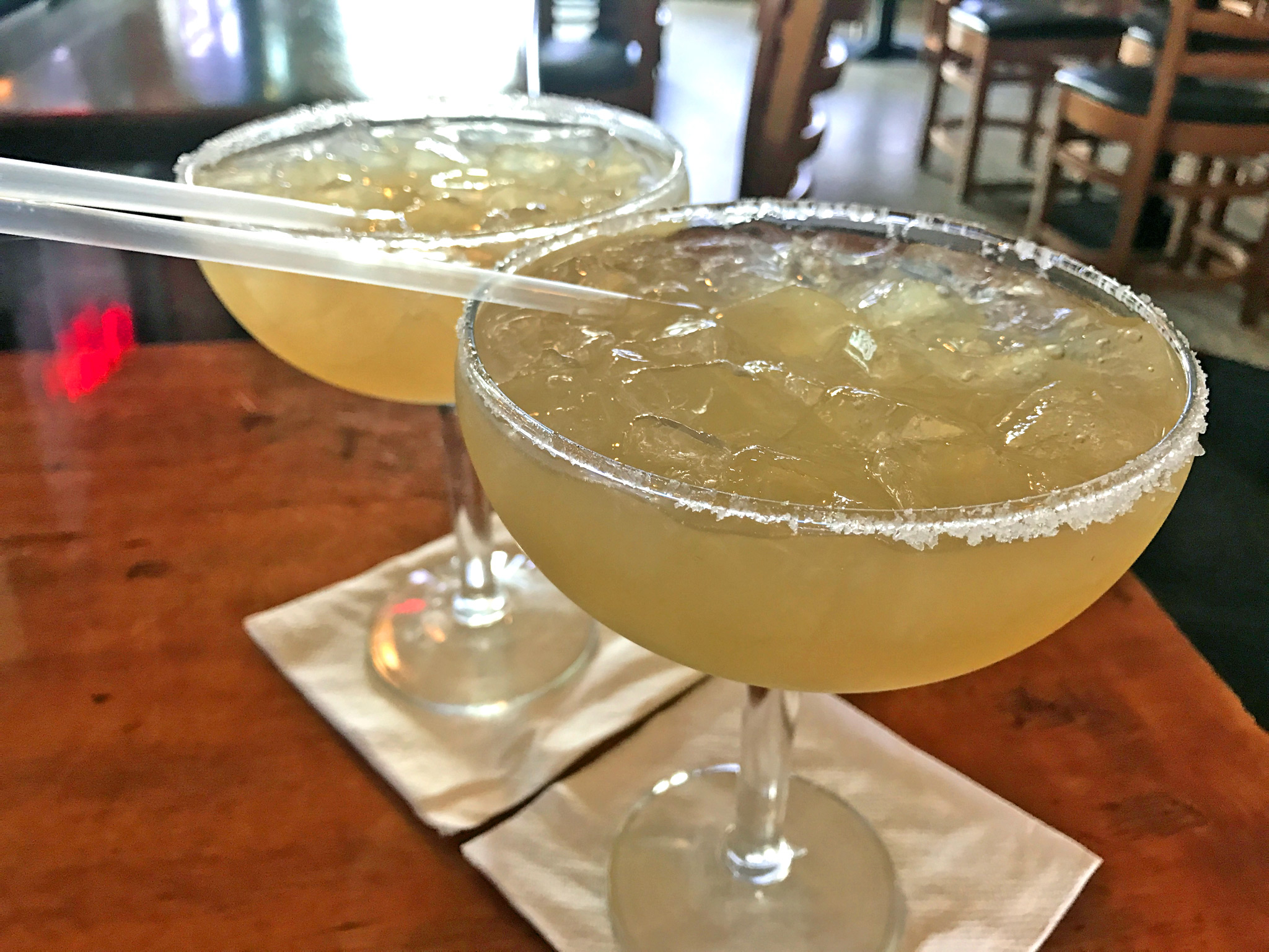 Agave has one of the best house Margaritas in St. Pete