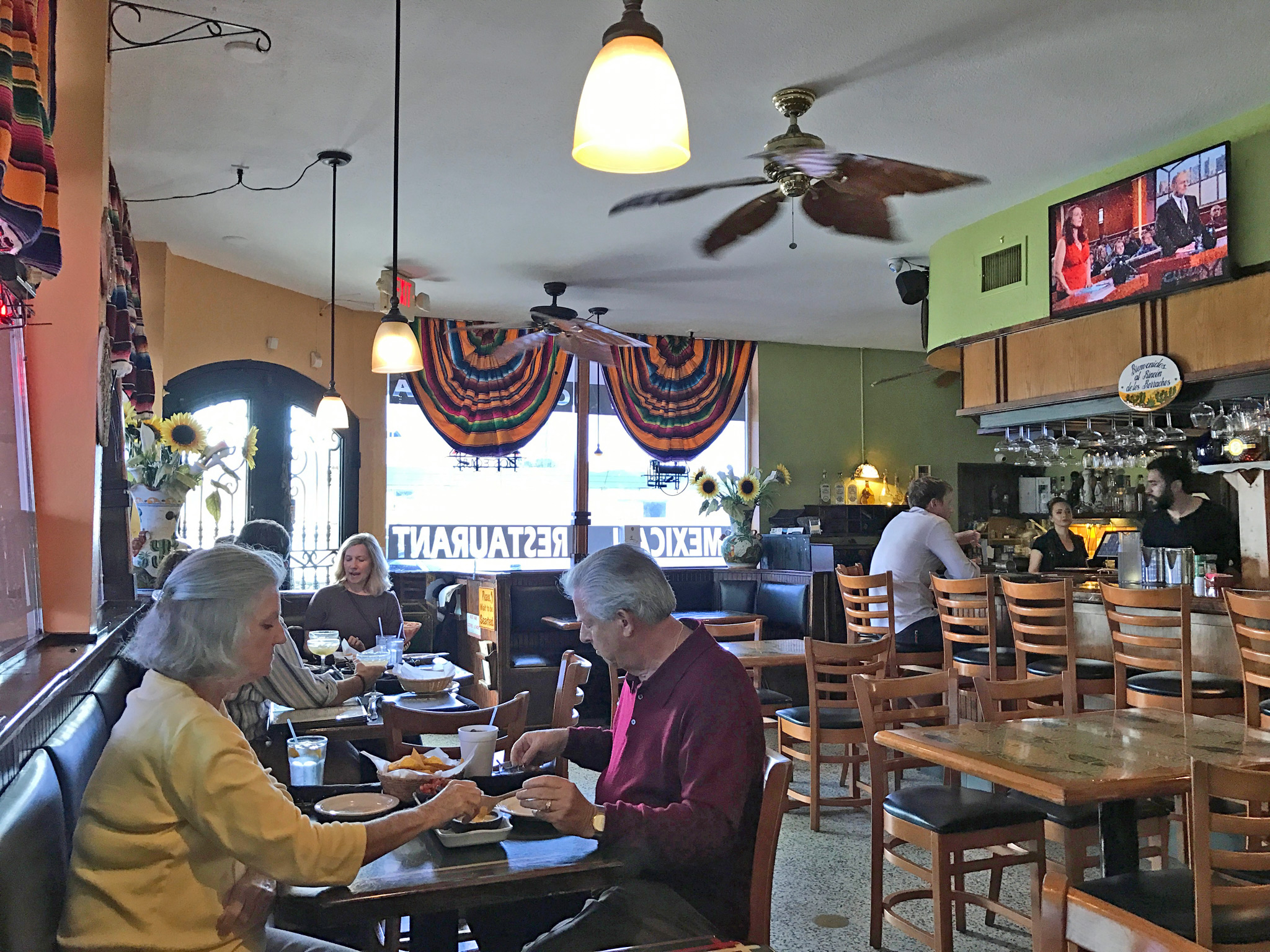 Small, Casual, Friendly & Authentic - Agave Restaurant