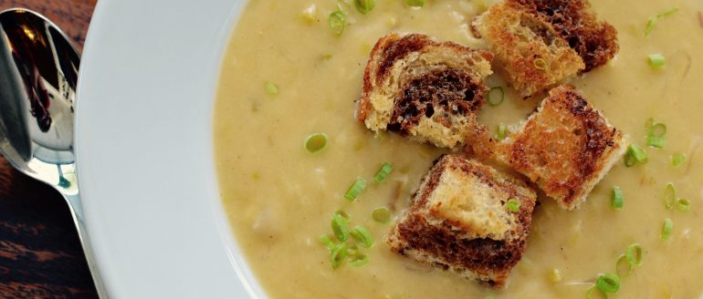 St. Paddy's Day Soup…