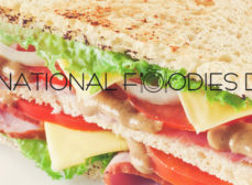 Celebrate National Foodies Day on May 9th