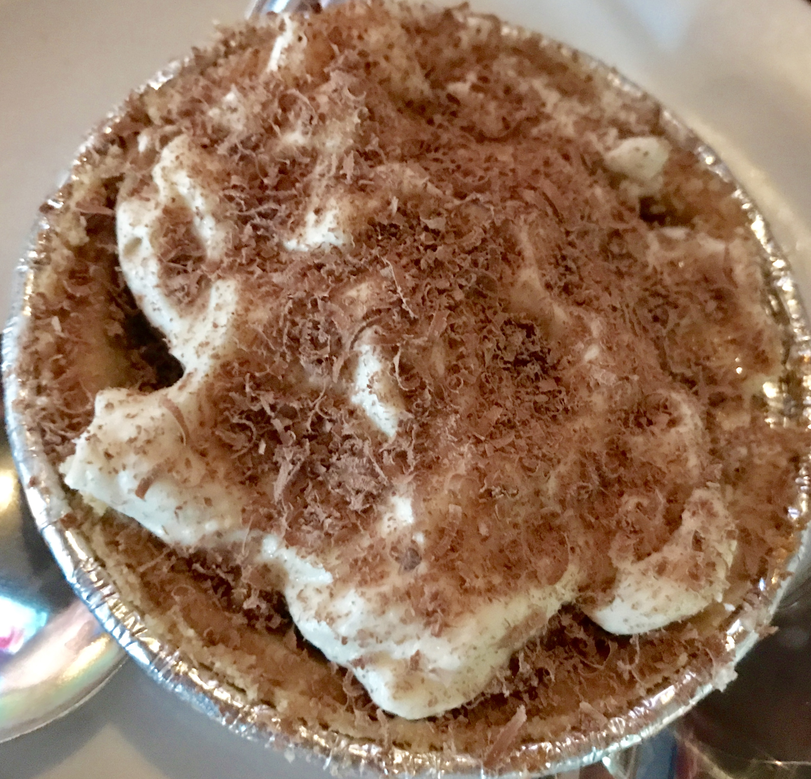 The Galley - Banana Toffee Pie