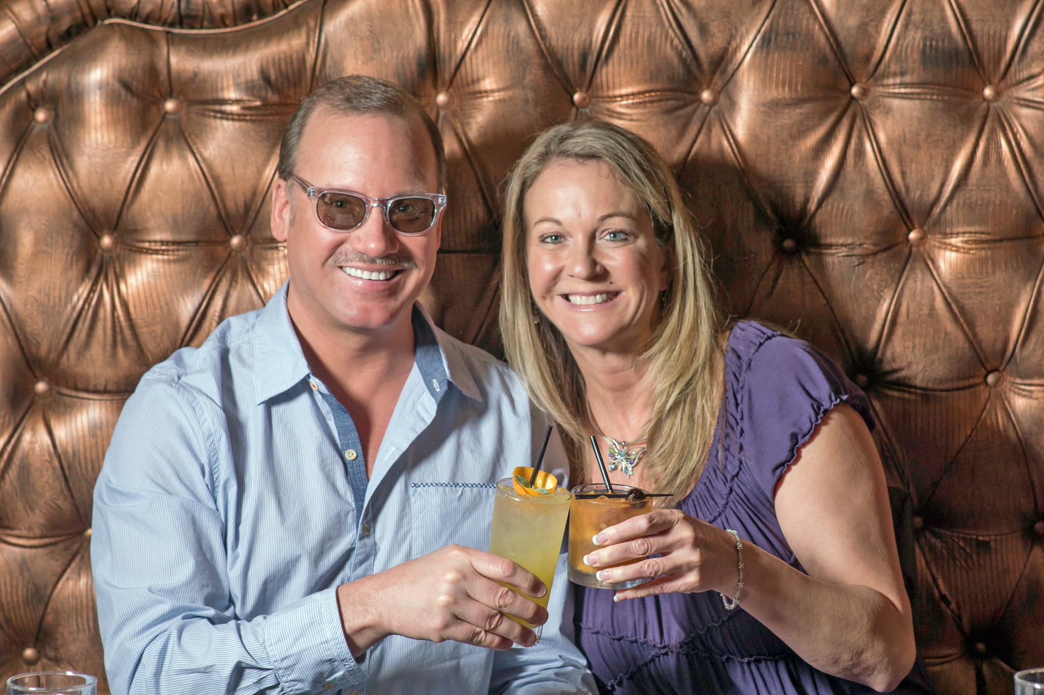Kevin Godbee & Lori Brown of St. Petersburg Foodies