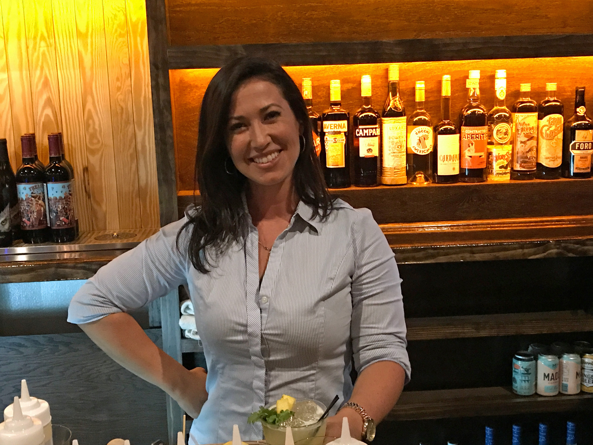 Meghan Clarke - Copper Shaker Liaison for St. Pete Foodies