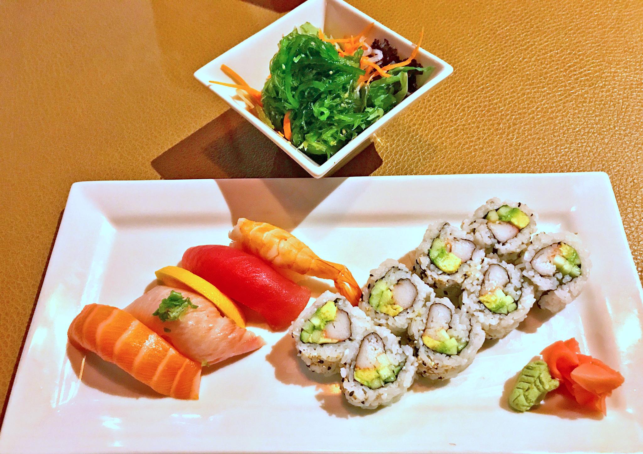 Nigiri Lunch
