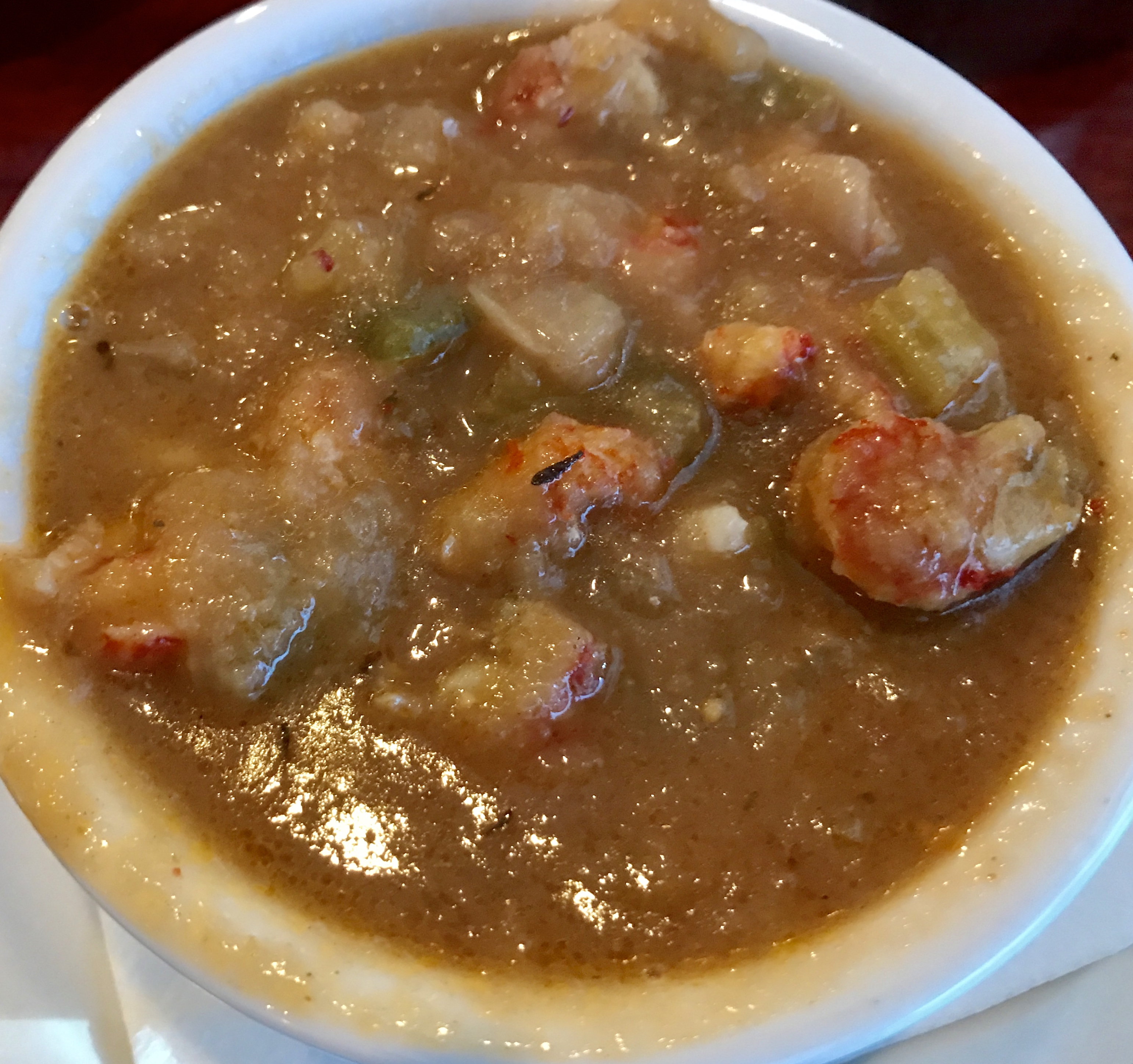 QT Crawfish - Crawfish Etouffee