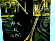 Pin Wok & Bowl New Restaurant on Central Ave in DTSP