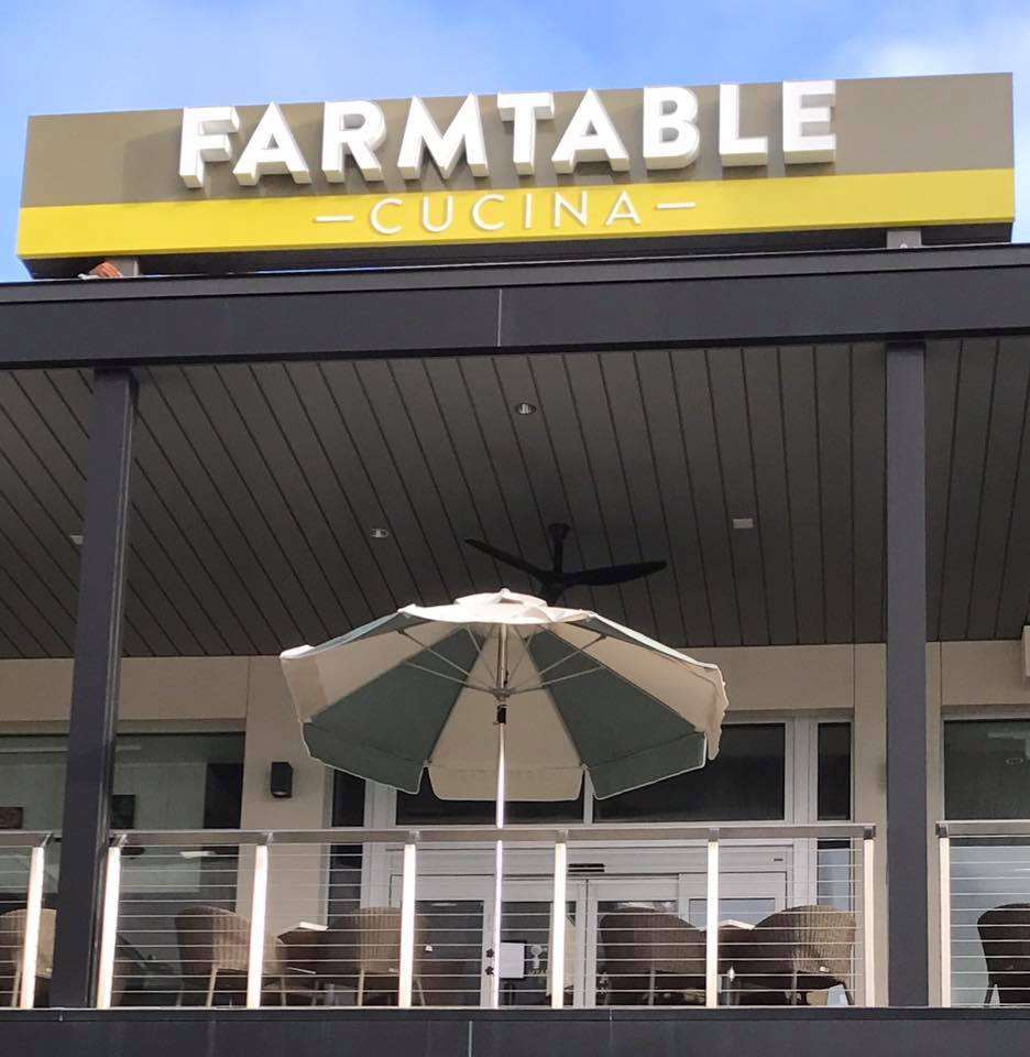 FarmTable Cucina Sign