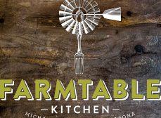 FarmTable <del>Kitchen</del> Cucina!?!?!
