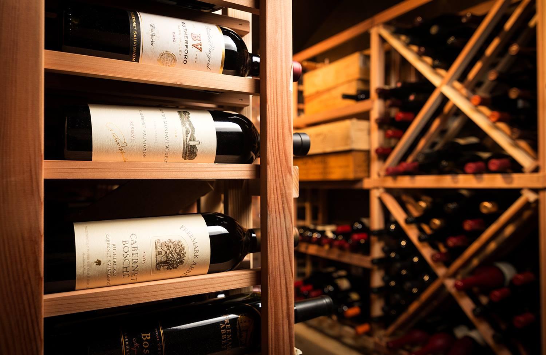Rococo Wine Cellar