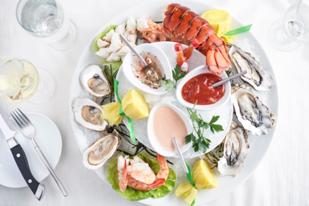 Rococo Seafood Tower
