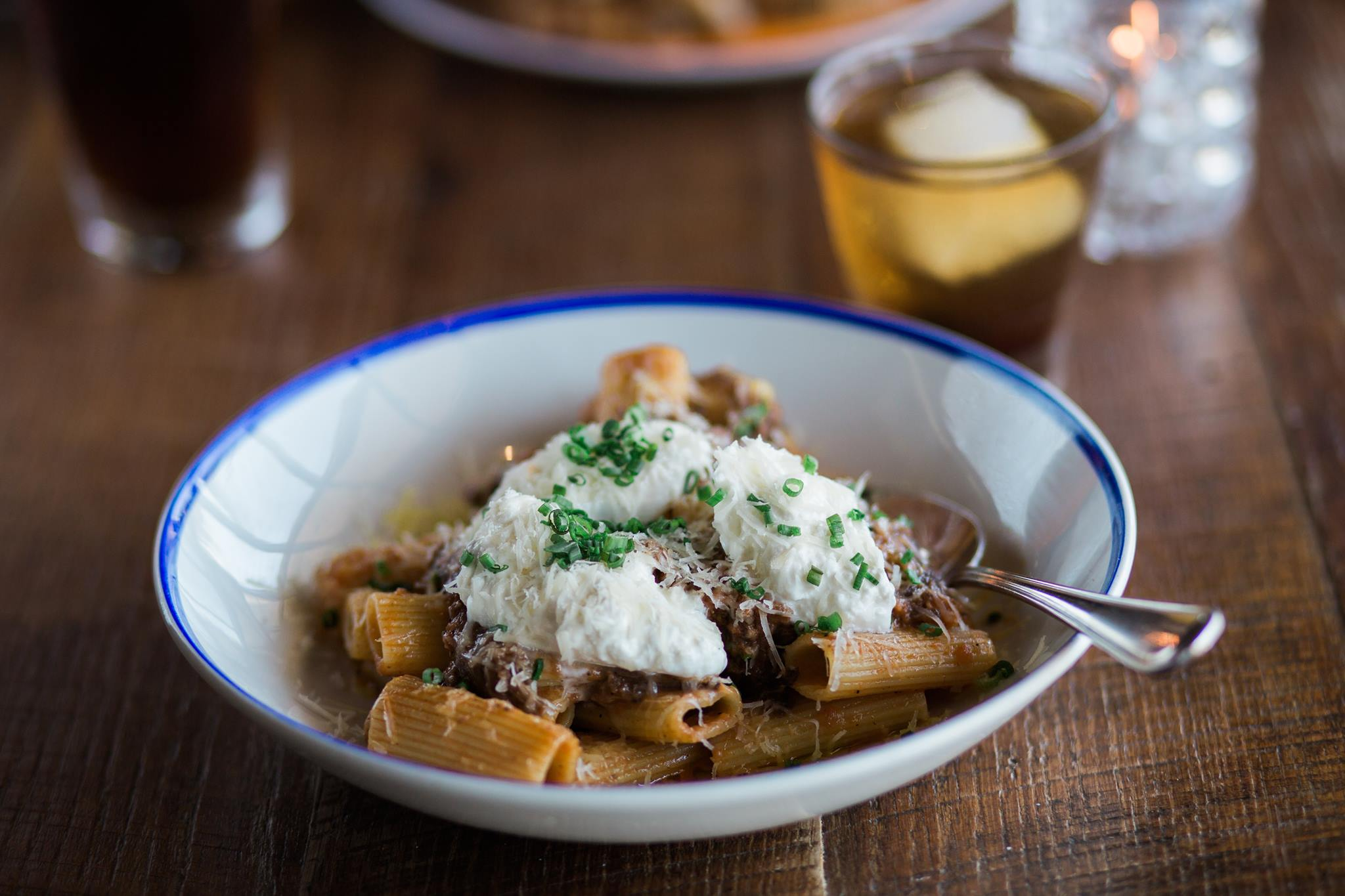 Noble Crust Rigatoni & Short Rib Ragu