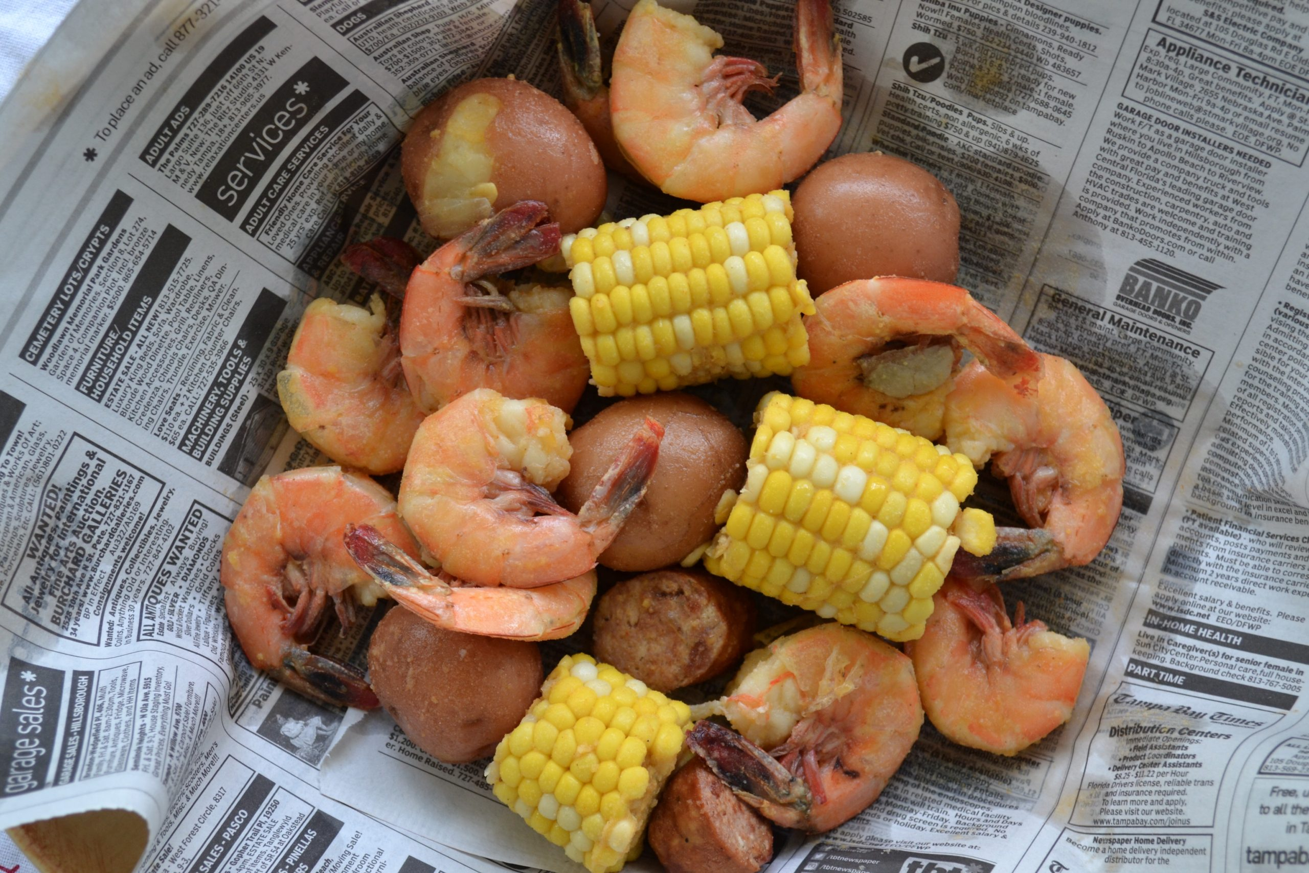 Low Country Boil…