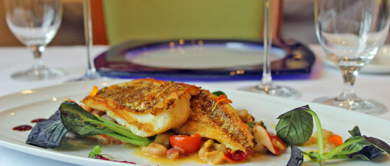 National Seafood Month at Maritana Grille