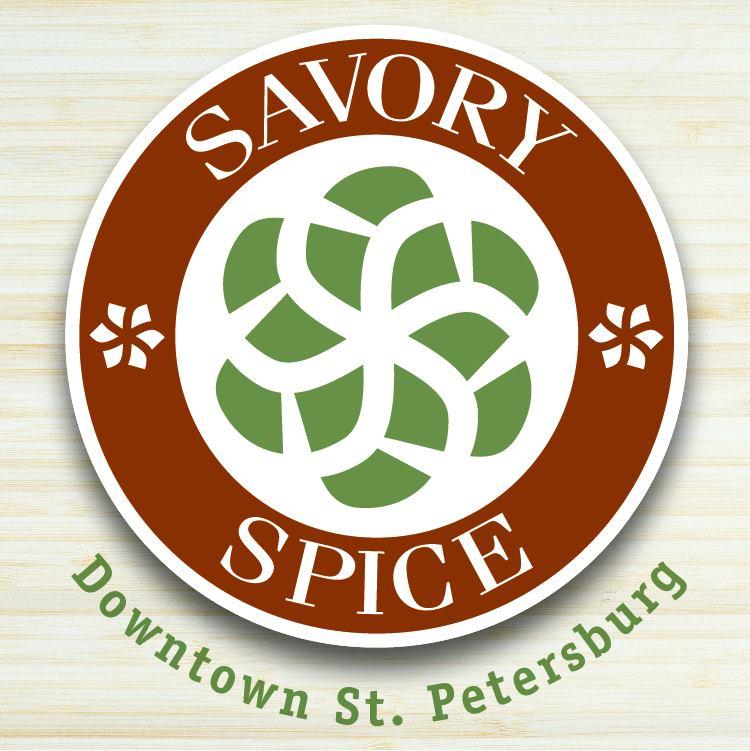 Savory Spice Logo