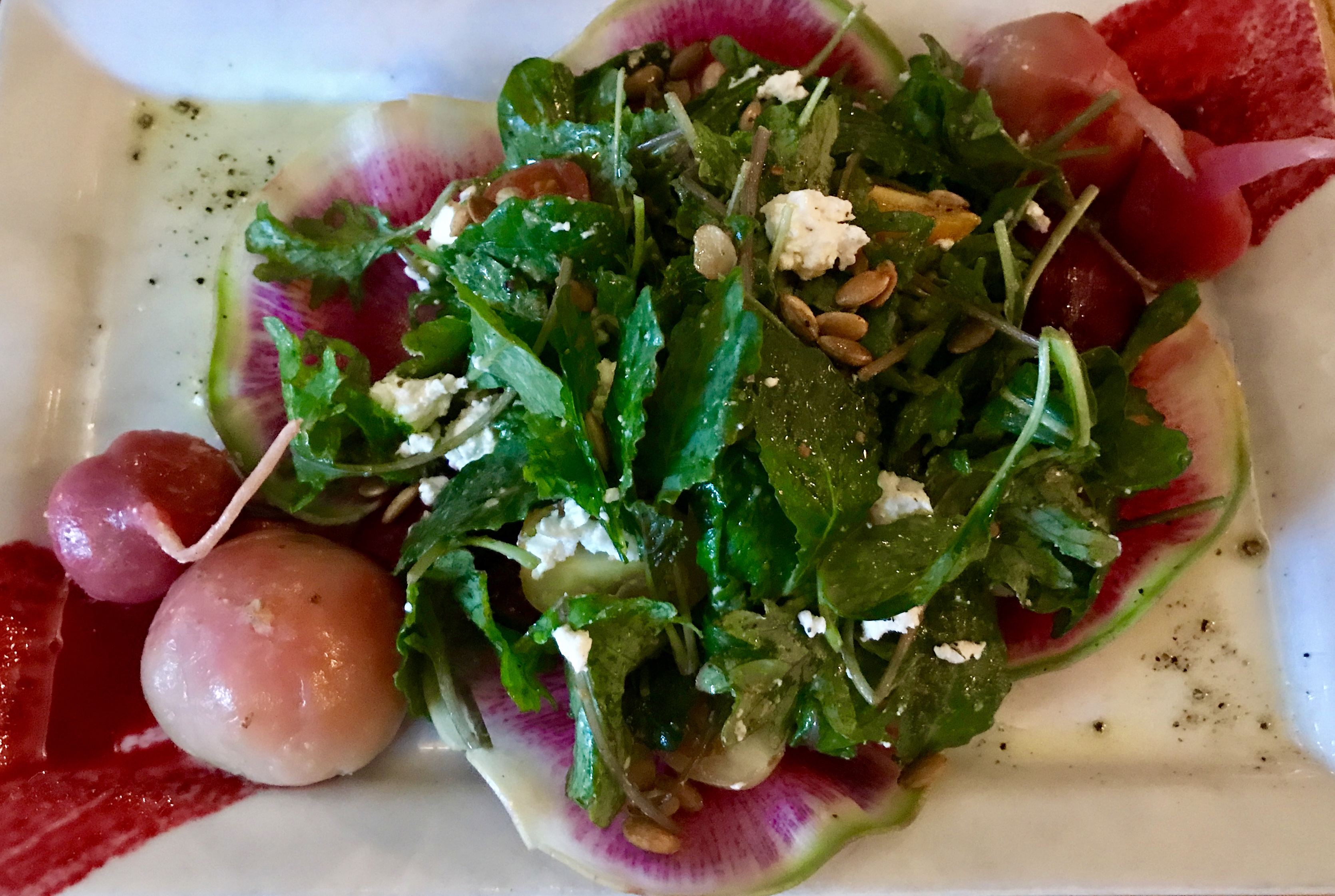 Brick & Mortar - Beet Salad