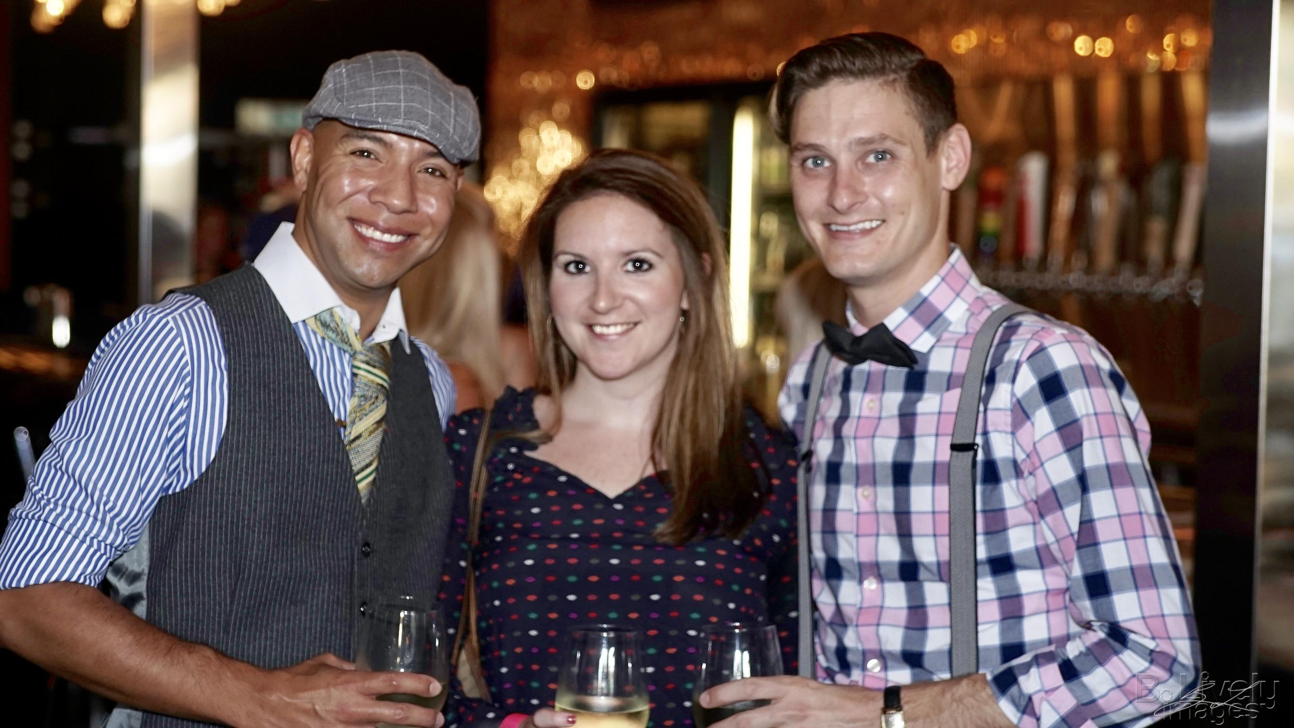 Bryce, Hannah & Ryan - Tryst Event