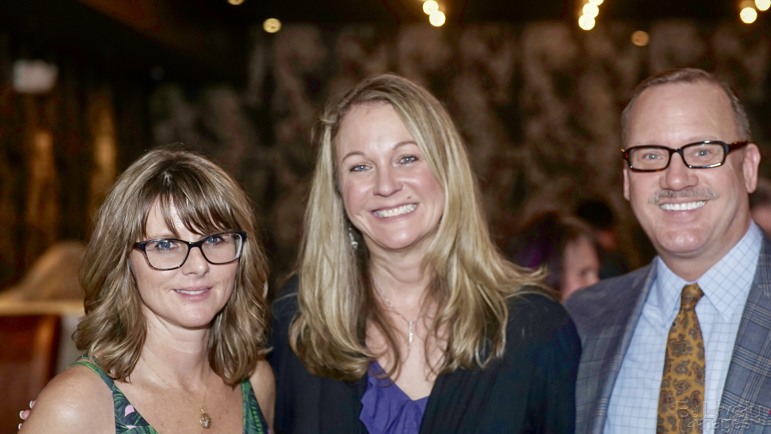 Jennifer, Lori & Kevin - Tryst Event