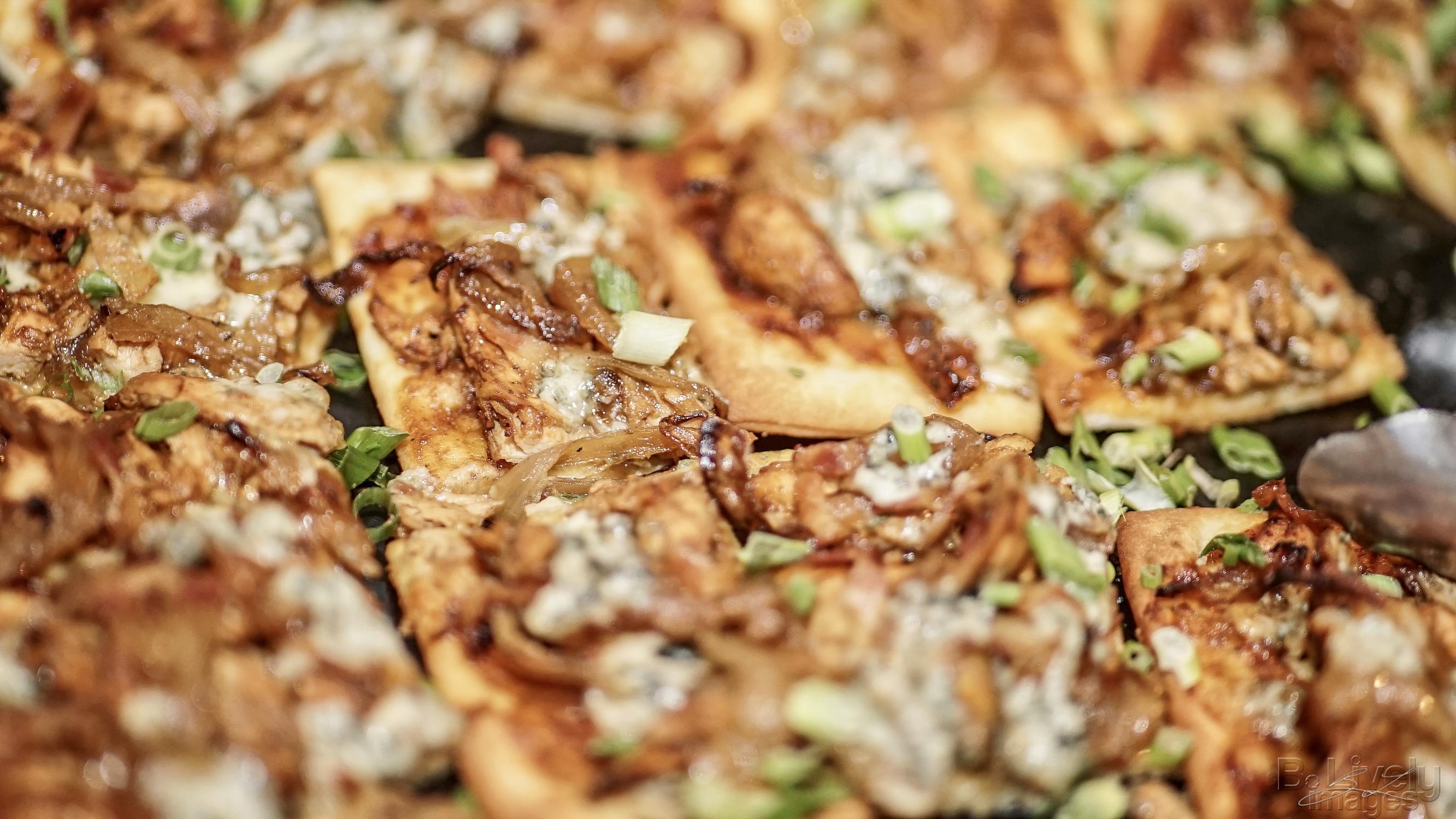 BBQ Chicken Flatbread -Tryst Event
