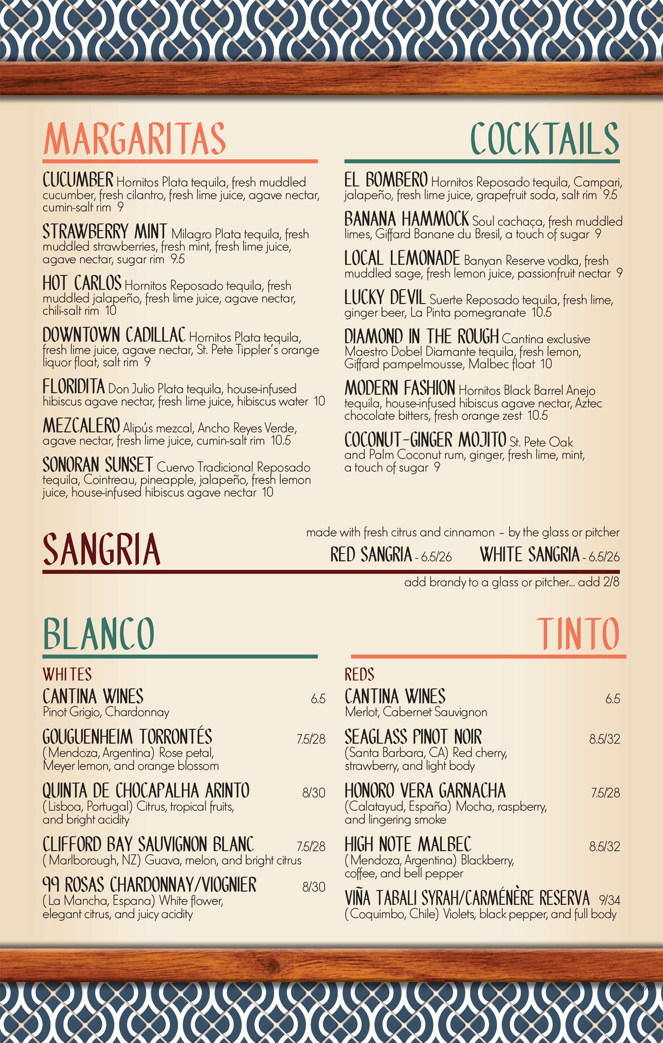 Red Mesa\'s Cantinita & DeSanto Debut in Downtown St. Pete
