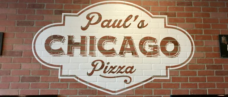 Paul's Chicago Pizza Set to Open on 4th St North this Thursday, November 30th