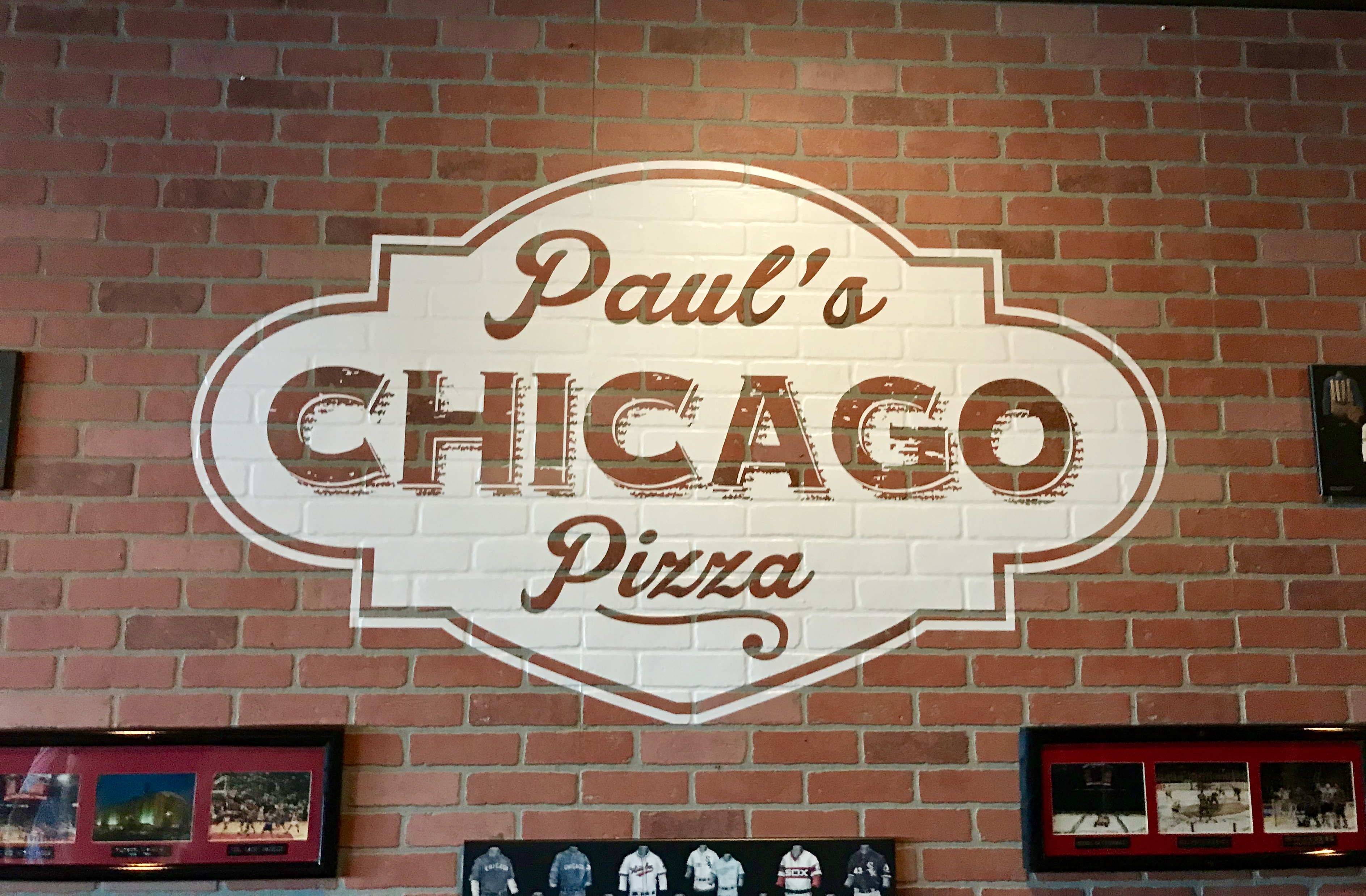 Paul's Chicago Pizza St Pete