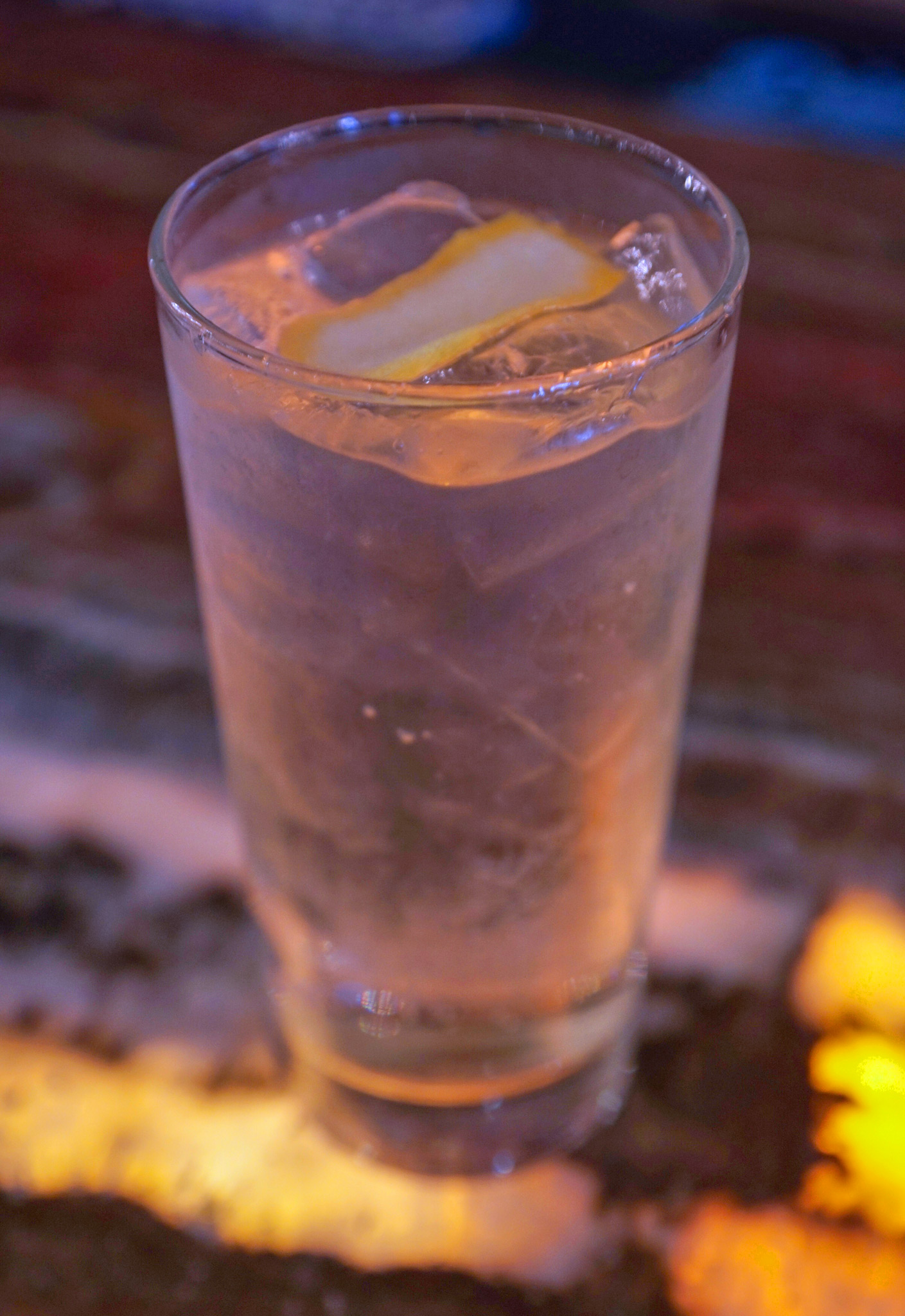 Build Your Own Highball - scotch, ice, soda, that's it, choose 1 of 4 select scotch