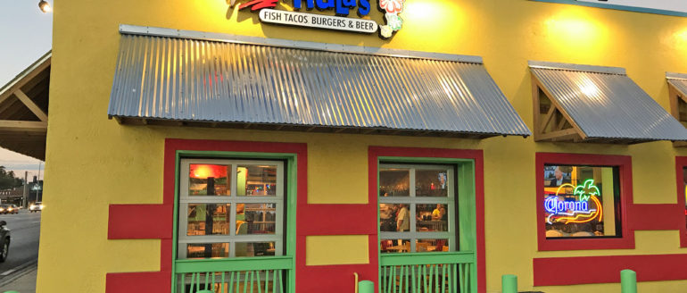 Jimmy Hula's St. Pete Friends & Family Pre-Opening December 2017