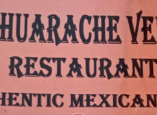 El Huarache Veloz &#8211; Mexican Food for Mexican People<br>(Gringos are Allowed too)
