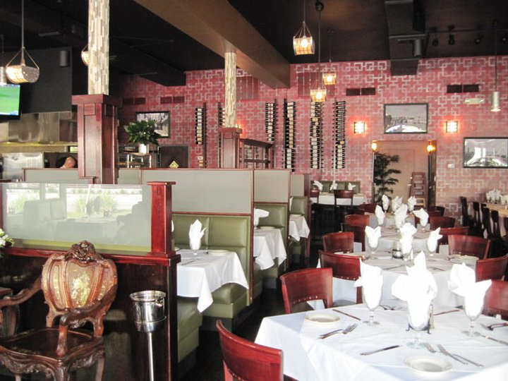 Gratzzi Italian Grill Best Romantic Restaurants