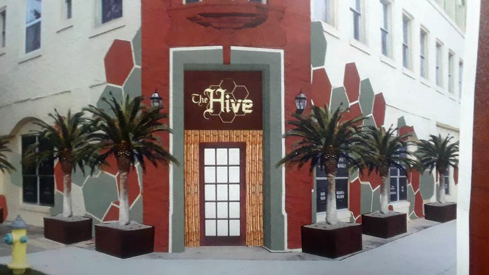 The Hive New Paint Job Rendering