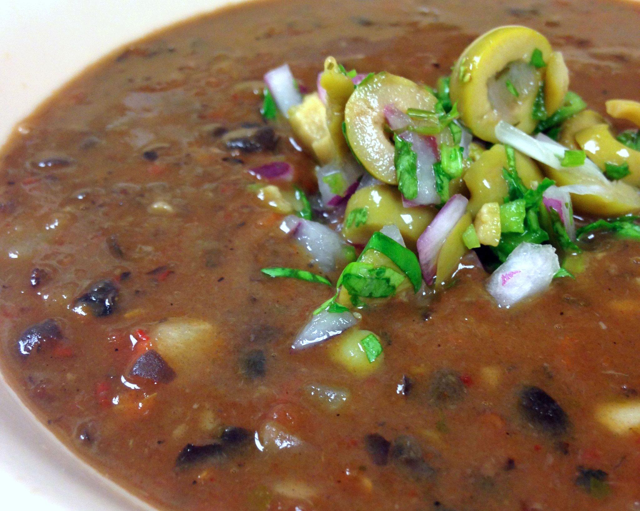 Casita Black Bean Soup
