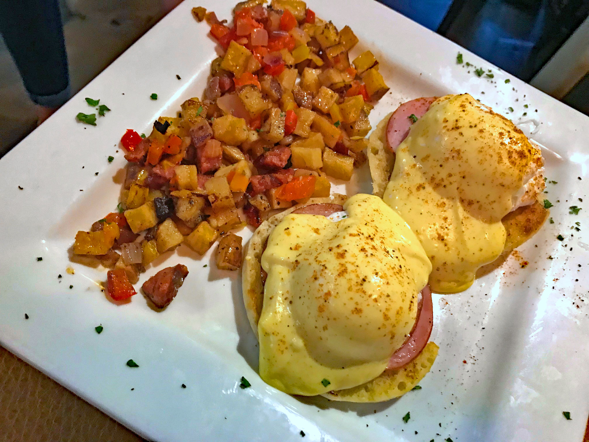The Lure St. Pete Brunch Review March 2018