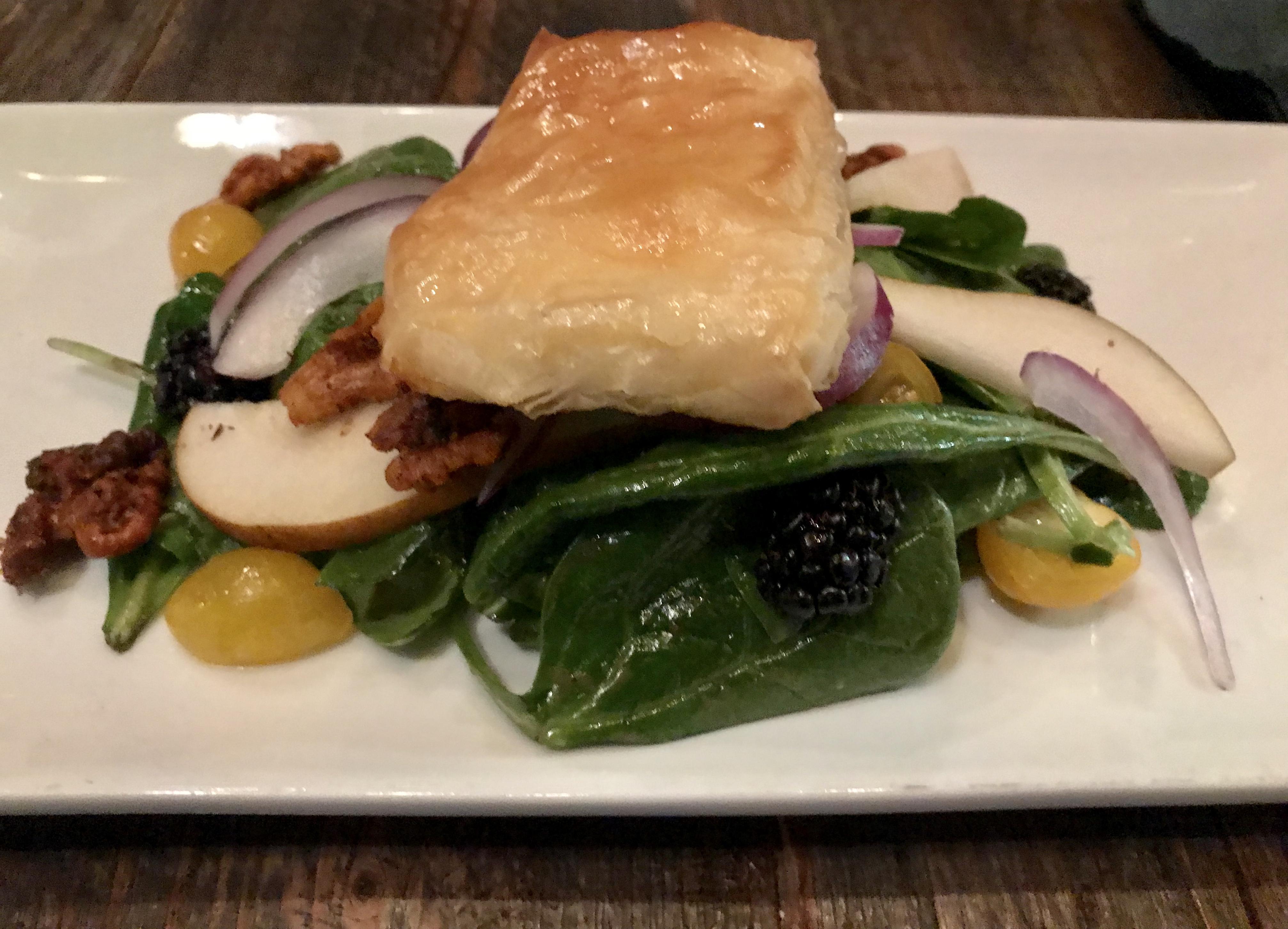 The Mill Phyllo Feta Salad