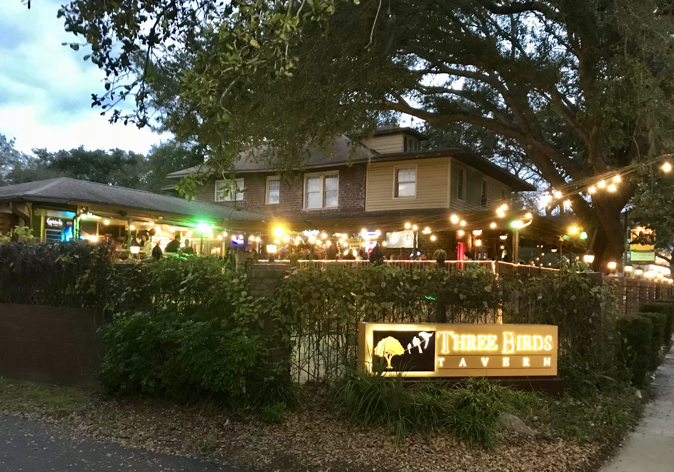 Three Birds Tavern Soars: Don't Worry 'Bout a Thing…
