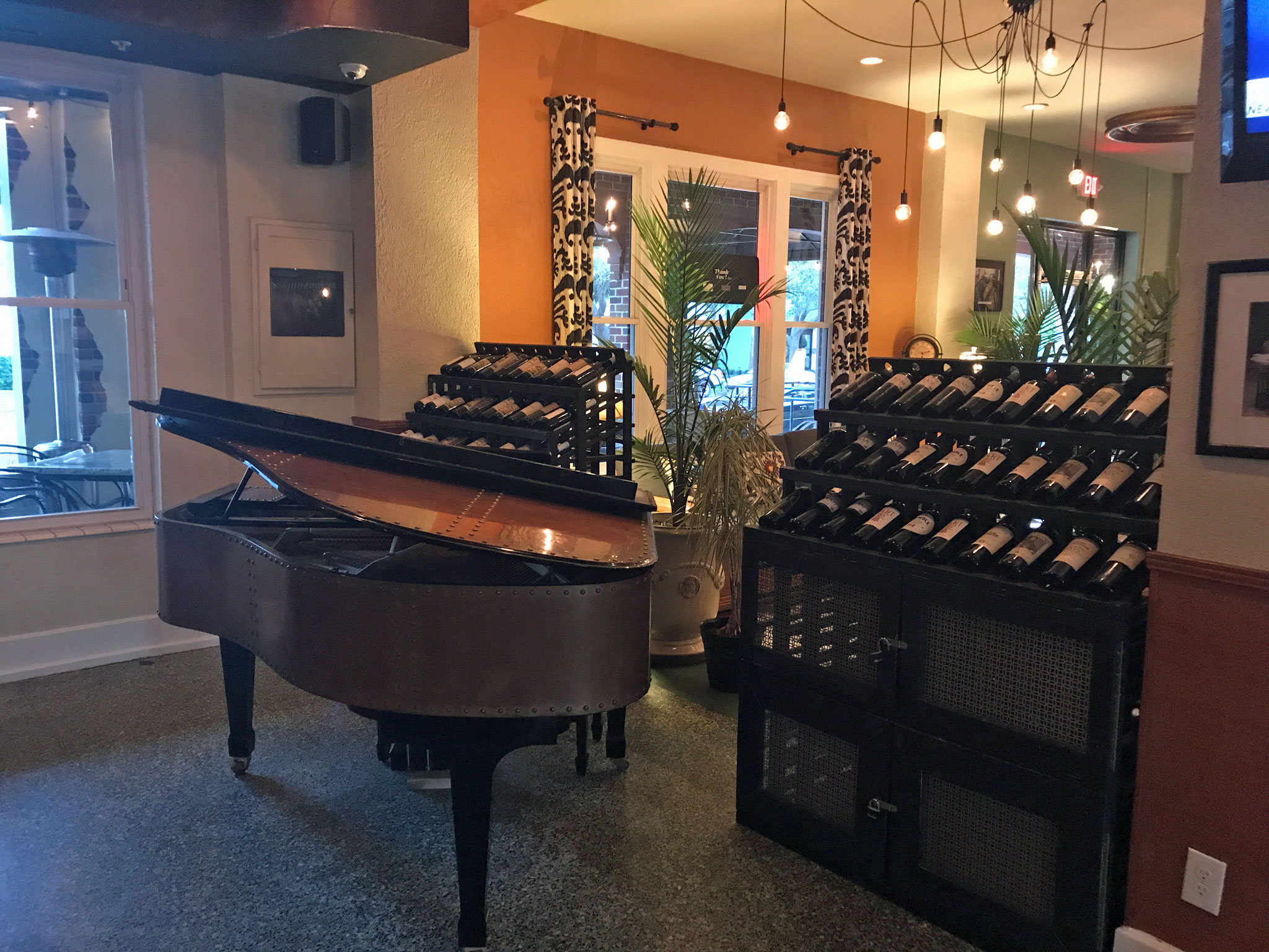 Tap Room Baby Grand Piano
