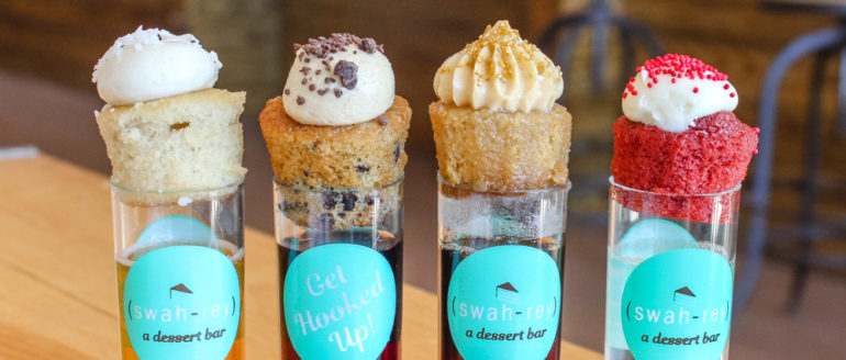 "Get ""Hooked Up"" at Swah-rey Dessert Bar"