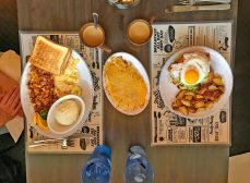 A Delicious Breakfast at 2nd & Second