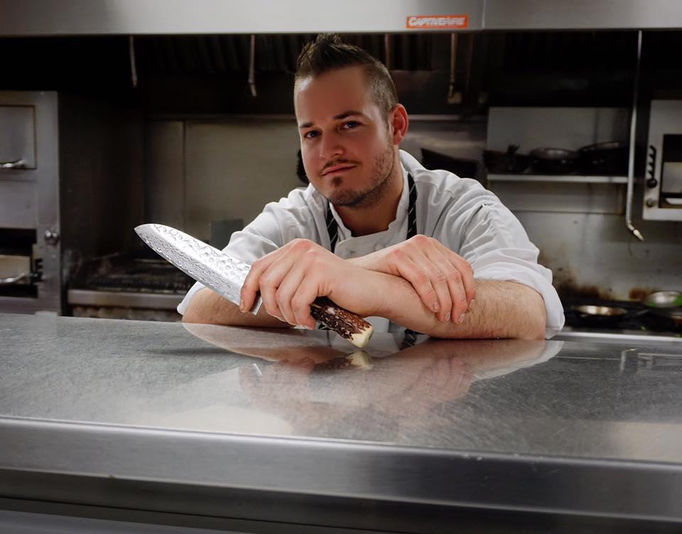 Chef Jason Gordon Photo: Brandon Maille