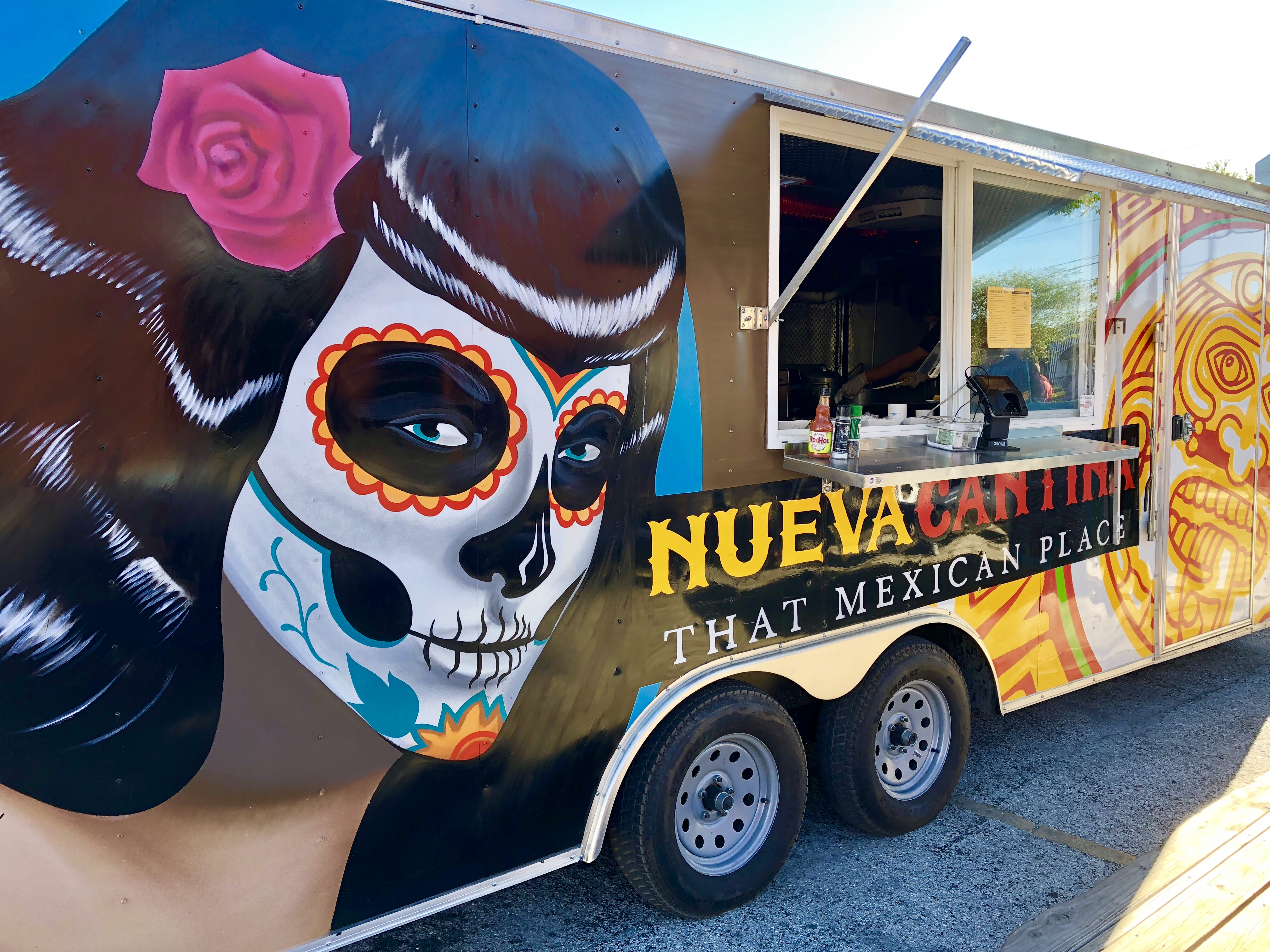 Nueva cantina st petersburg 2018 food truck review for Mexico mobel